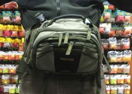 Sage Hip / Waistpack - LIKE NEW! - $40