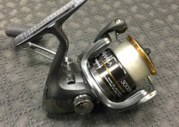 Shimano Sahara 3000FE Spinning Reel - LIKE NEW! - $50