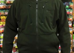 Simms Windstopper Fleece Jacket - Size Large - Green - GREAT SHAPE! - $75