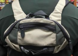 William Joseph Chest Backpack - GREAT SHAPE! - $30