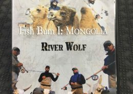 DVD - Fish Bum I: Mongolia - River Wolf - $10