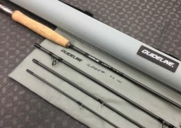 Guideline LPX 9' 6wt 4pc Fly Rod - GREAT SHAPE! - $190
