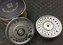 Hardy Marquis Multiplier 8/9 Plus Fly Reel with Spare Spool - $190