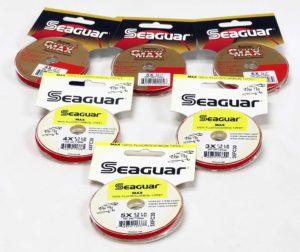 Seaguar Grand Max Seauguar Max Fluorocarbon Tippet D