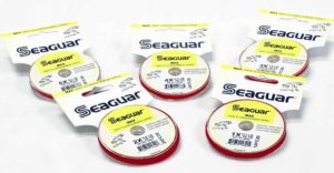 Seaguar Grand Max Seaguar Max 100 % Fluorocarbon Tippet