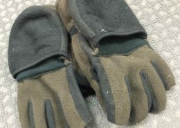 Simms Windstopper Fleece Fold Over Gloves - Size Large - 10