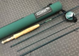 St. Croix Legend Ultra - U906-4 - 4pc - 6wt Fly Rod - GREAT SHAPE! - $140