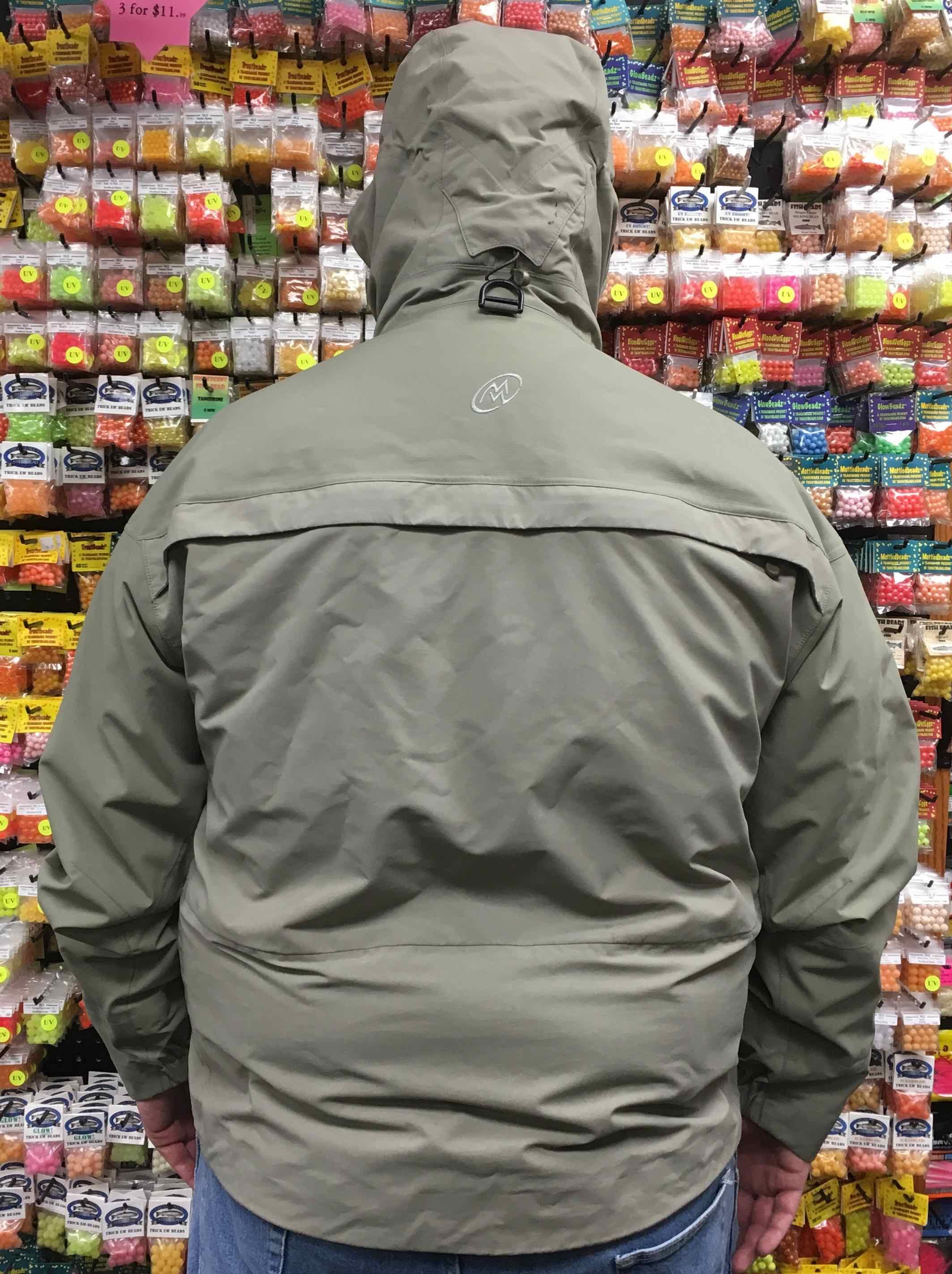8x Pro Jacket Like Cloudveil Goretex Wading New200 Xxl Size Ibgvf6yY7