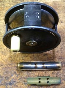 Hardy Dingley Reel Foot Repair Replacement HHH