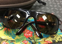 Maui Jim - Peahi Polarized Sunglasses - HCL Bronze Lense - LIKE NEW! - $120