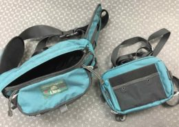 Orvis Chest & Waistpack Combo - GREAT SHAPE! - $30
