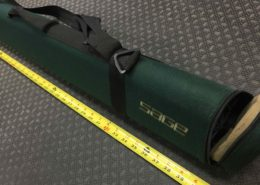"Sage 40"" - Three Capacity Rod Tube - GREAT SHAPE! - $30"
