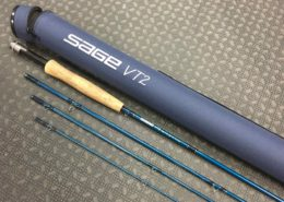 Sage - VT2 - 490-4 - 4wt 9' Fly Rod - GREAT SHAPE! - $200