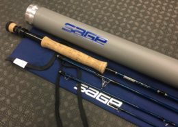 Sage Xi2 - 890-4 - 9' 8wt Salt Water Fly Rod - Good Shape! - $250