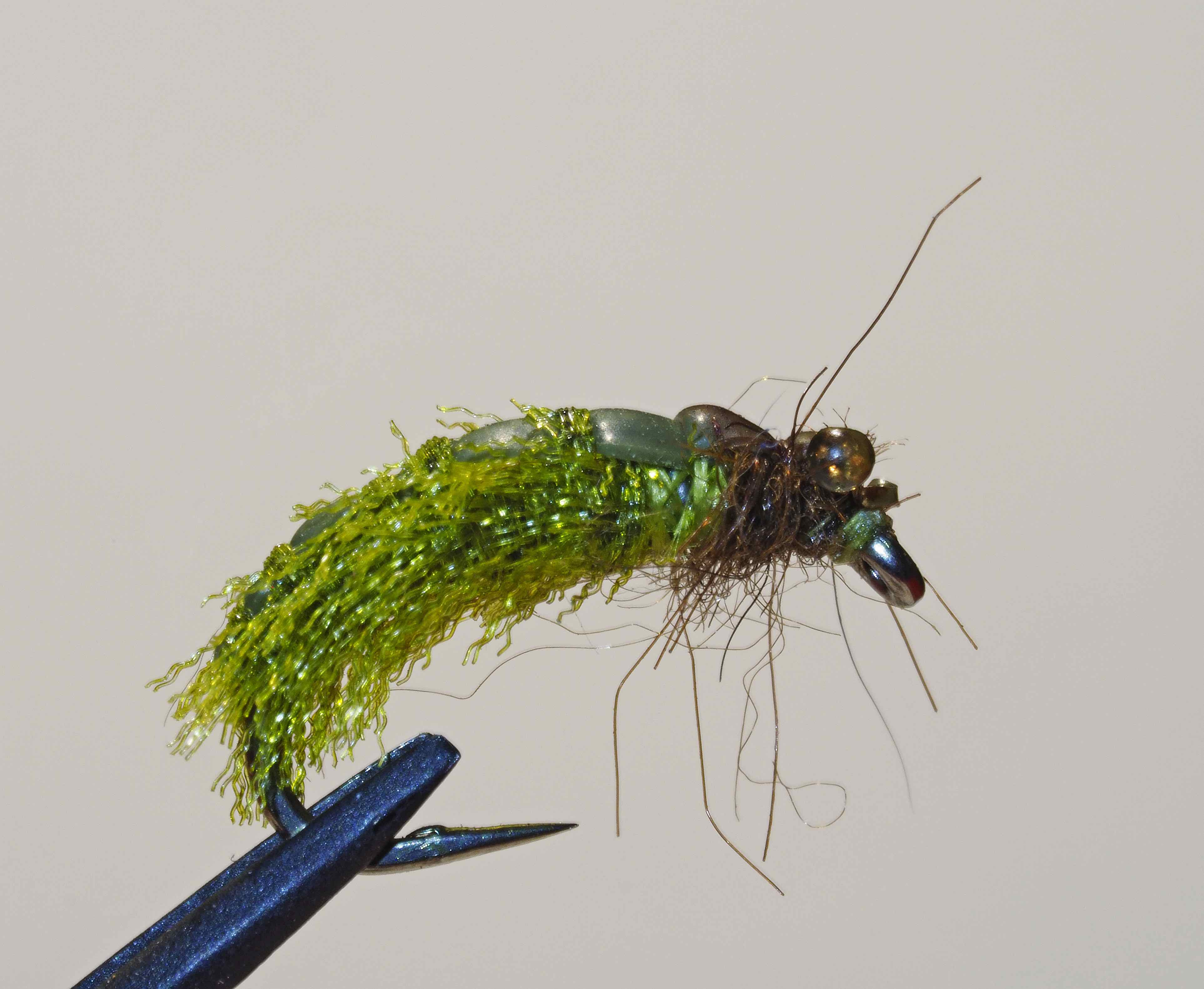 Ted Shand - Grand River Caddis Flies - The First Cast - Hook, Line ...