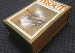 Two Book Set - Trout by Ernest Schwiebert - First Edition - LIKE NEW! - $100