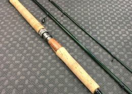"Custom Built Rainshadow 3pc 13' 6"" - 3pc - Centerpin Float Rod - Never Fished! - $250"