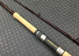 Fenwick Classic Salmon Moocher Fibreglass Downrigging Mooching Rod - SM1262 - 10 1/2' - 2pc ROD - NEVER USED!