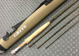 Greys - XF - Streamflex Nymphing Rod - 11ft - 3wt - 4pc - LIKE NEW! - $275