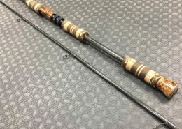 Lamiglas - Graphite GSA1022H - 2pc Custom Built Spinning Rod - LIKE NEW! - $80