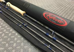 Scott A31008-4 - 10' - 4pc - 8wt Steelhead Fly Rod - LIKE NEW! - $175