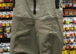 Simms G4Z Goretex Front Zip Waders - Size LK - GREAT SHAPE!