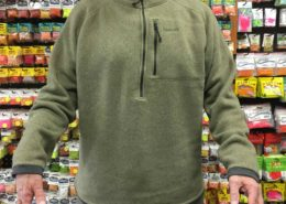 Simms - Rivershed Sweater - Size Large - GREAT SHAPE! - $45