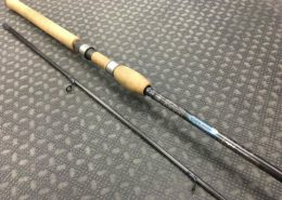 "St. Croix Avid Spinning Rod - AVS96MHF2 - 9' 6"" - SCIII Graphite - GREAT SHAPE! - $100"