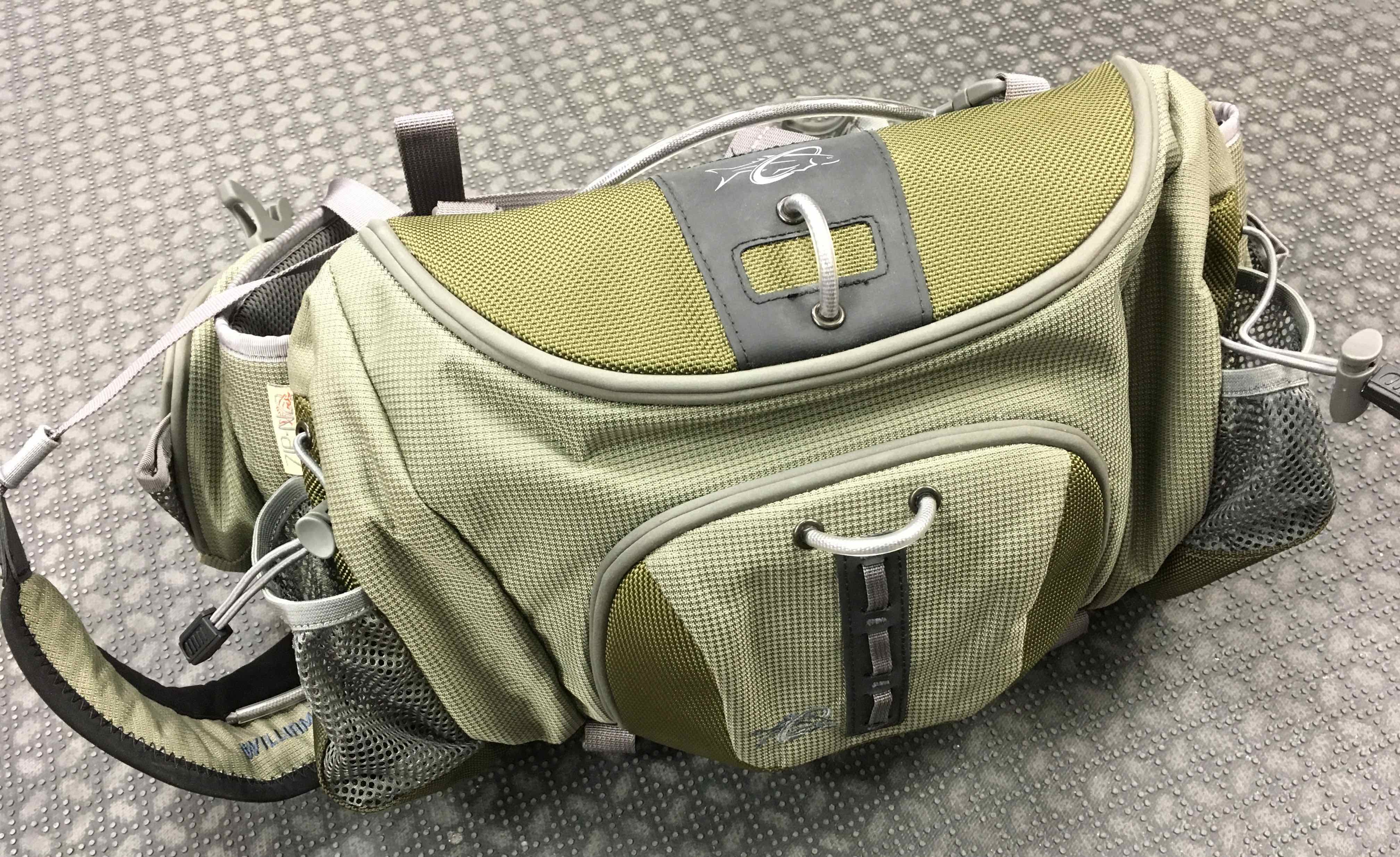 f2487bfd330d6 SOLD! – William Joseph – Surge – Magnetic Waist Pack – NEVER USED ...