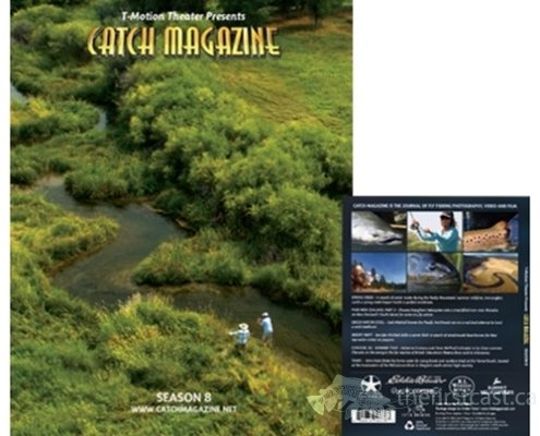 Catch Magazine - Season 8 DVD