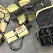 Dan Bailey Fishing Travel Luggage - 4 piece Set