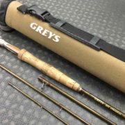 Greys - XF2 - Streamflex - 11' 3wt - 4 pc Fly Rod - GREAT SHAPE! - $240