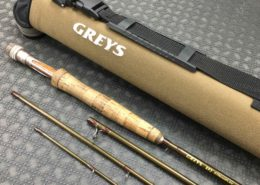 Greys - XF2 - Streamflex - 11' 3wt - 4 pc Fly Rod - GREAT SHAPE! - $240