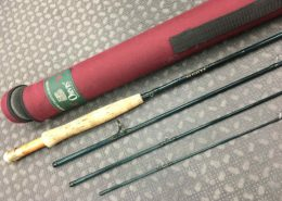Orvis Trident - TLS - Tip Flex 9.5 - 9' 4pc 5wt Fly Rod