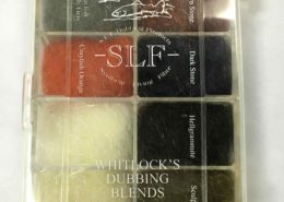 SLF - Dave Whitlocks Dubbing Blends #2 - NEW! - $12