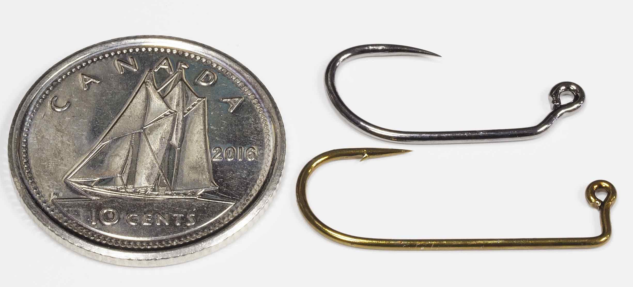 Fly Tying Jig Hooks for Bead Heads