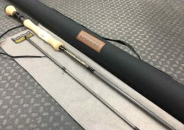 G. Loomis FR10810 - GLX Classic Fly Rod - 9' 10wt 2pc - NEVER USED! - $350