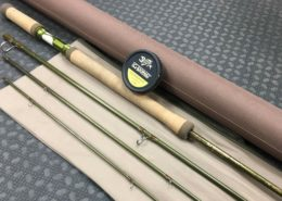 G. Loomis Roaring River - GLX 11' 5wt Switch Rod - GREAT SHAPE! - $400
