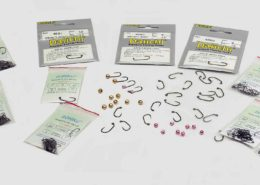 Jig Hooks for Bead Heads AA