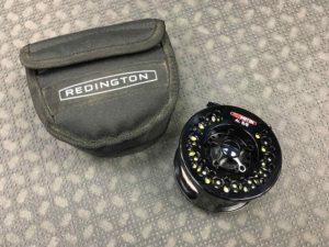 Redington AL 5/6 Fly Reel c/w RIO 5wt Fly Line - LIKE NEW! - $100
