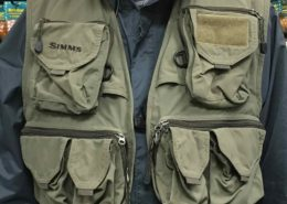 Simms Guide Vest - GOOD SHAPE! - $40