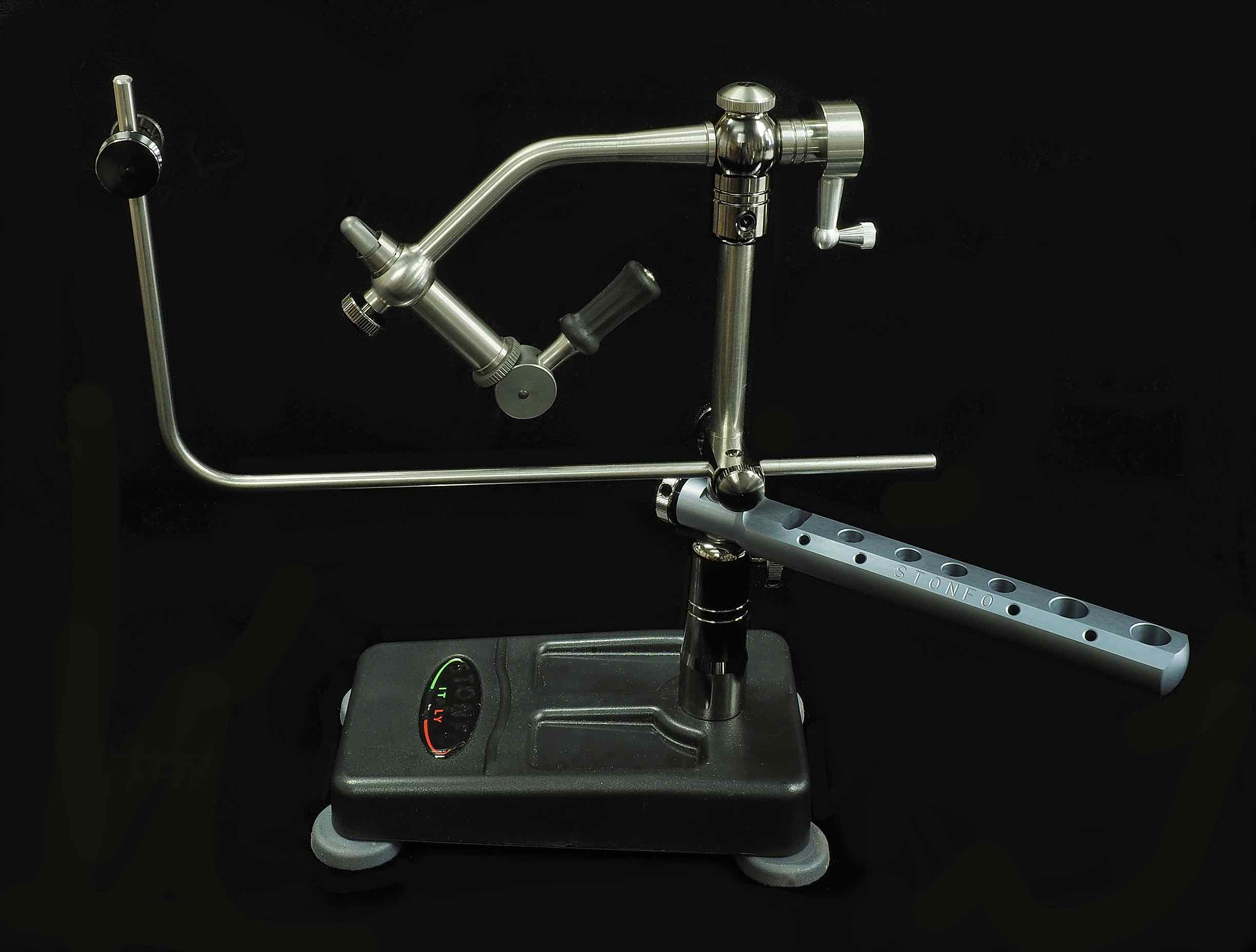 Bar Tie Tool : The stonfo fly tying vise tool bar