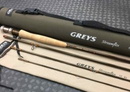 Greys Streamflex 10' 3wt - 4pc - Nymphing Rod - GREAT SHAPE! - $245