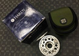 Hardy Marksman Fly Reel - 4/5 - LIKE NEW! - $195