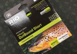 RIO In-Touch Outbound Short Freshwater Fly Line - WF8I/S3 - NEW in Box - $75