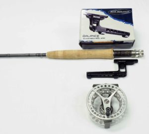 The Ross Balance Adjustable Reel Arm
