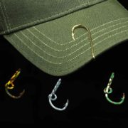 Fishing Hat Hook Pin or Fishing Tie Clasp