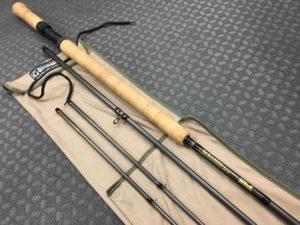 G. Loomis Spey Rod - FR15689-3 - 13' 8/9wt - 3pc c/w Spare Tip - GREAT SHAPE! - $400