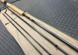 G. Loomis Spey Rod - FR15689-3 - 13' 8/9wt - 3pc c/w Spare Tip - GREAT SHAPE! - $400