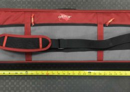 "Orvis 36"" Rod & Reel Case for 9' 4pc Fly Rods - GOOD SHAPE! - $50"